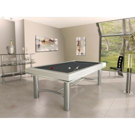 billard Steel - Harmony OH, collection Excellence, acier Inox